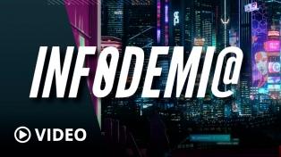 La TV pública de México emitió otro capítulo de Infodemia, en colaboración con Télam