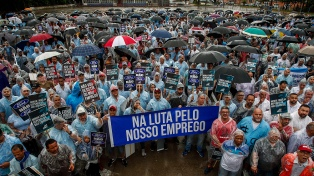 El movimiento obrero de Brasil vive su propio Maracanazo desde la caída de Dilma Rousseff