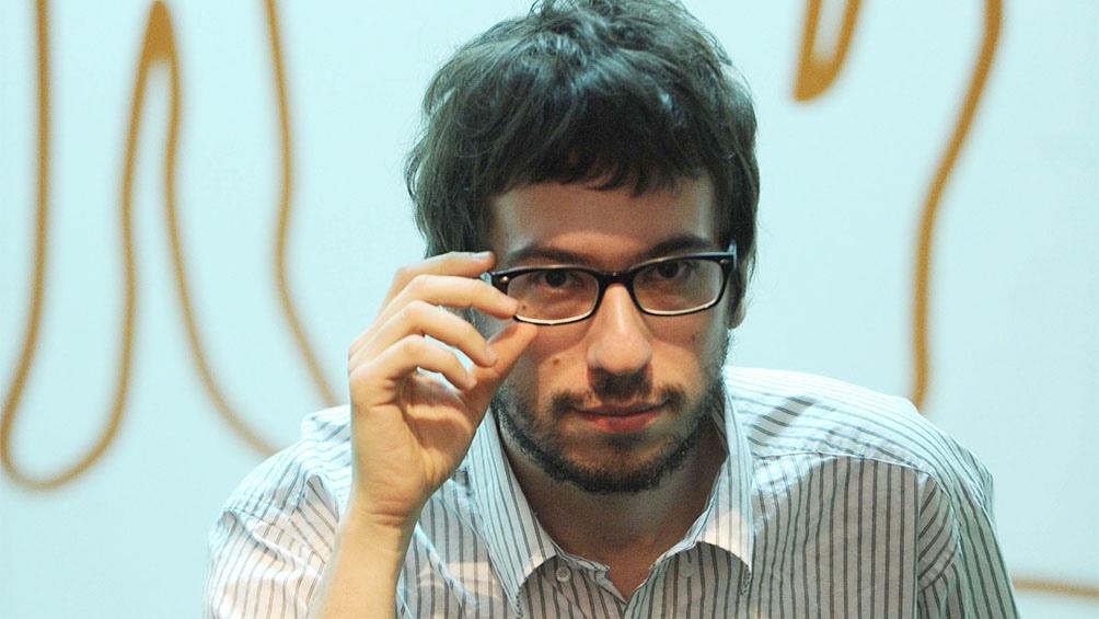 Javier Sinay, escritor y periodista.