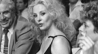 Adiós a Libertad Leblanc, la actriz que con sus desnudos alteró el cine argentino