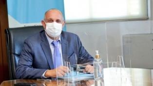 El Presidente le tomará juramento a Alexis Guerrera, el nuevo ministro de Transporte.