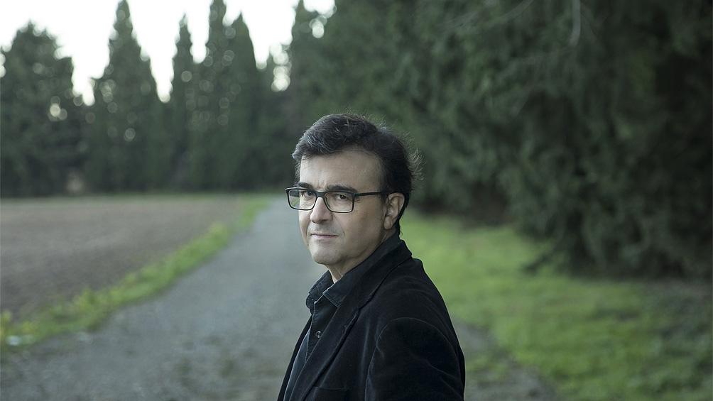 El escritor Javier Cercas pasa los días de pandemia en Verges.