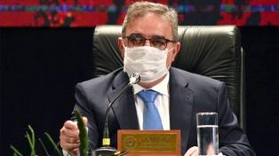 """Para Jalil, Manzur le pondrá """"una impronta norteña y federal"""" al Gabinete de Alberto Fernández"""