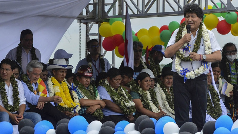 Nace Runasur: el foro de integración por una América Plurinacional que impulsa Evo Morales