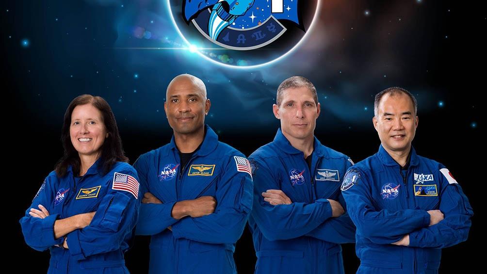 Regresó a la Tierra la nave de SpaceX con cuatro astronautas de la Estación Espacial