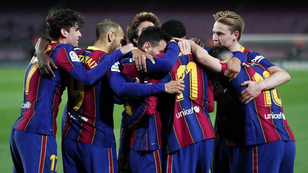 Barcelona, obligado a ganar ante el Valencia para depender de sí mismo