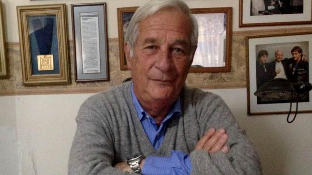 Hugo, ginécologo de profesión, fue presidente de Gimnasia de La Plata.