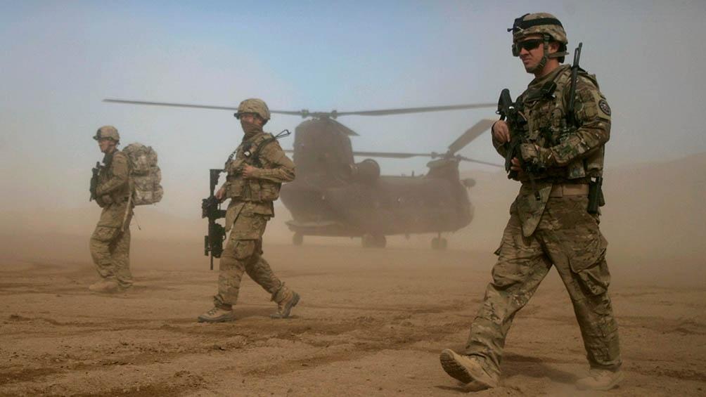 """Los talibanes consideran que la retirada debió haber terminado el último sábado, por lo que mantener tropas después de esta fecha es una """"clara violación"""" del acuerdo con Washington."""
