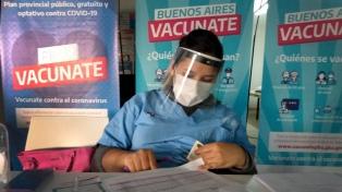 Provincia convoca a personas de 18 a 59 años a inscribirse en el plan de vacunación