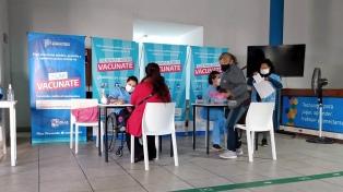 Buenos Aires superó los tres millones de vacunados contra el coronavirus
