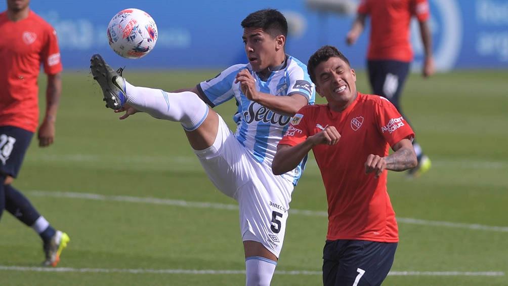 Independiente cayó como local ante Atlético Tucumán y peligra su clasificación