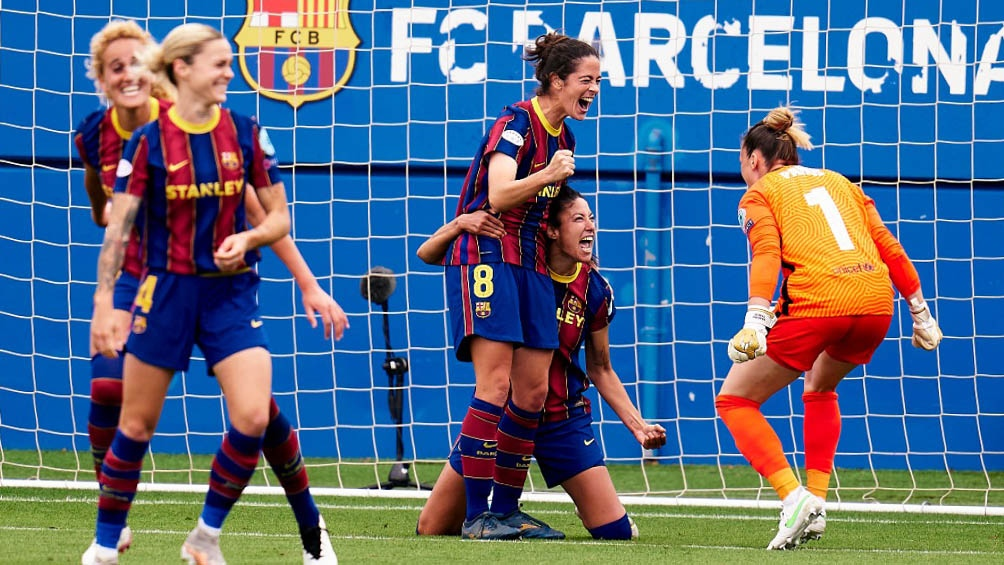 Barcelona y Chelsea jugarán la final de la Liga de Campeones de la UEFA