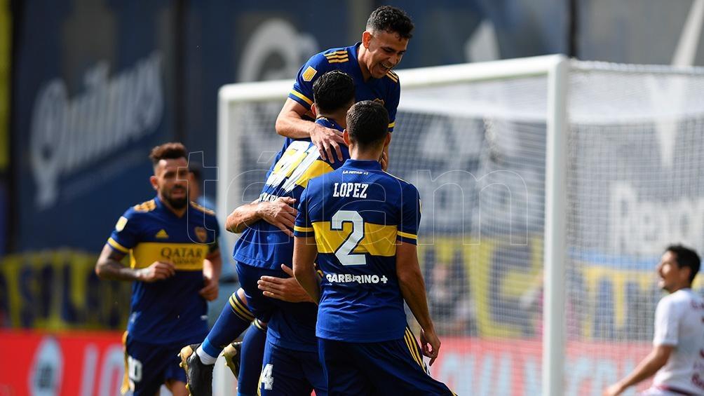 Boca es seis veces campeón de la Copa