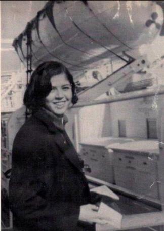 Rocío Martínez Borbolla fue secuestrada el 13 de junio de 1976.
