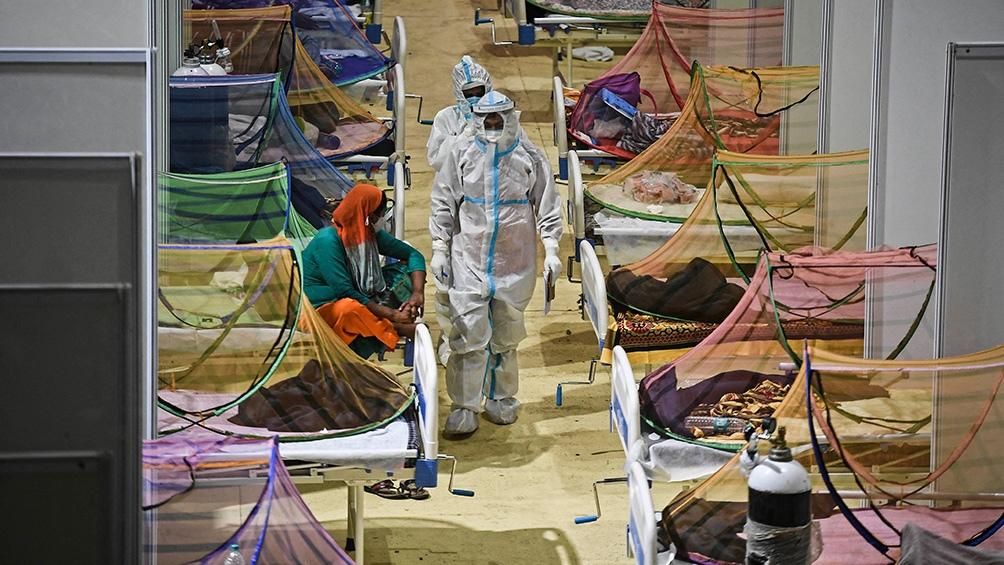 Alarma en India la situación de los niños por el coronavirus
