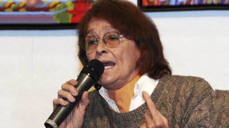 Murió la socióloga y exdiputada nacional Alcira Argumedo