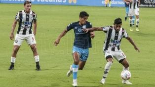 Racing cayó derrotado ante Central Córdoba en Santiago del Estero