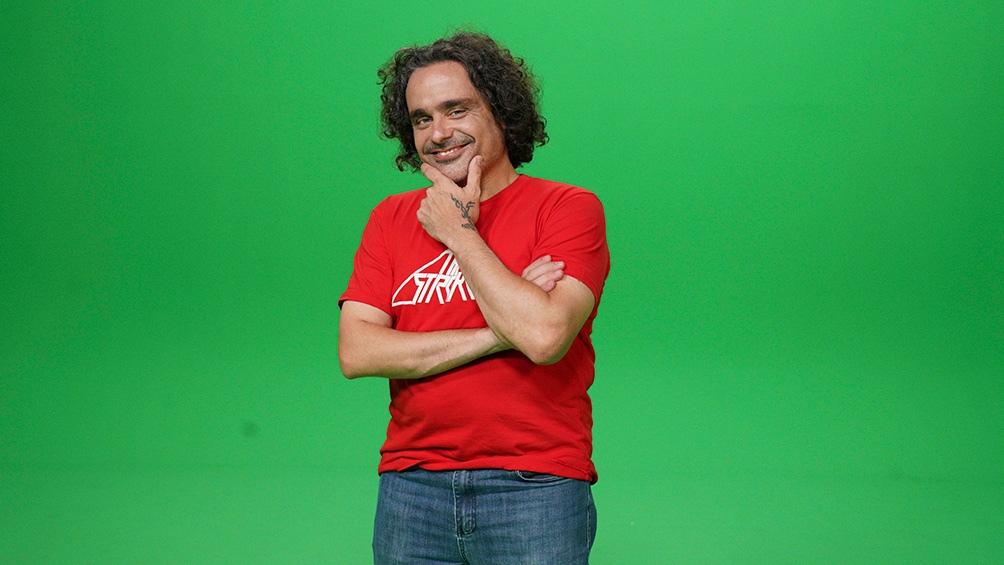Diego Della Sala ahora en TNT Sports.