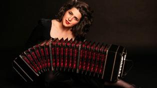 El bandoneón de Jallu toma la obra de Piazzolla como standard y la relee con audacia