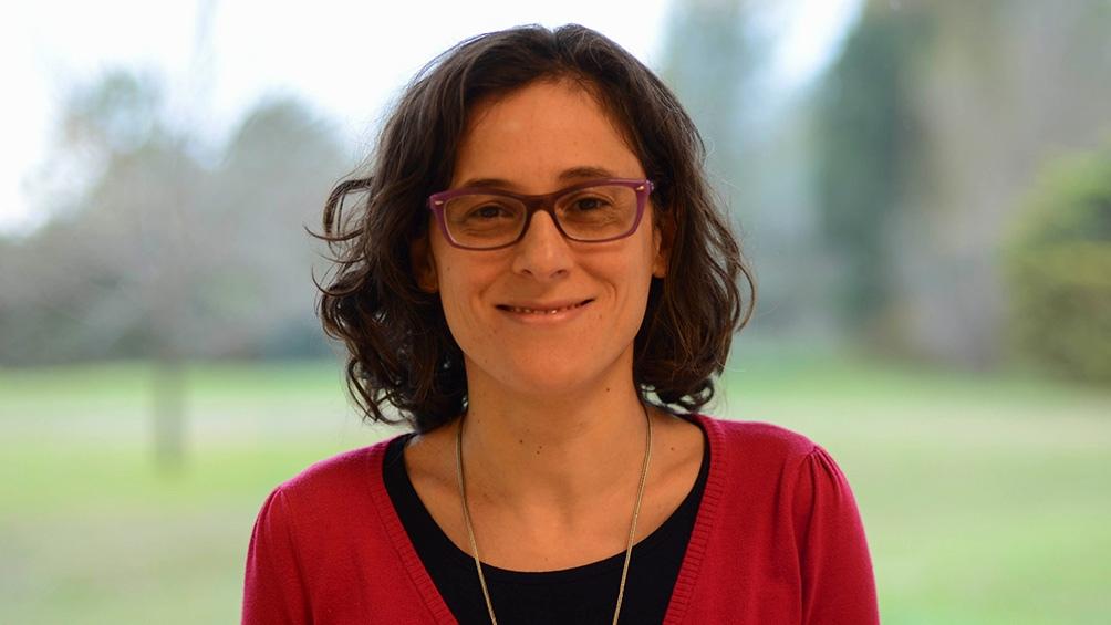 La investigadora Carolina Tauro precisó que el objetivo del proyecto es estudiar los mares de modo global.