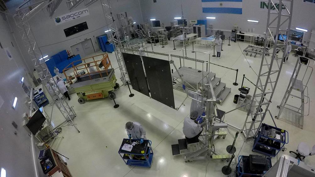 Avanza la Misión satelital SABIA-Mar, que lanzará la Conae en el 2023 para estudiar el mar