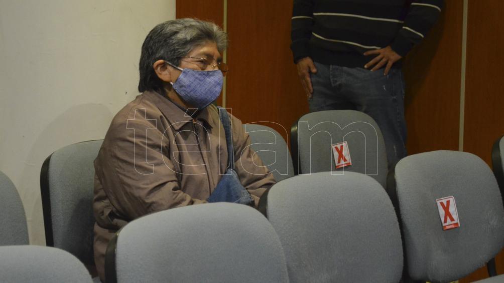 """Unos 120 testigos pasaron por el debate oral y público a Nicolás Cajal Gauffín (48), acusado del delito de """"encubrimiento agravado"""" en el marco de la causa por el crimen de Salas, quien era su esposa al momento del hecho."""