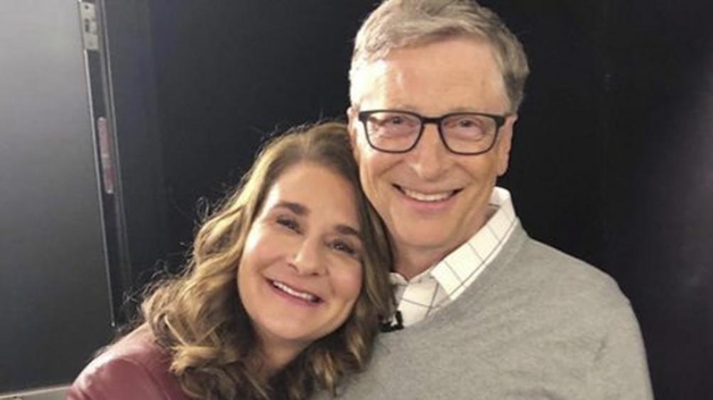 Bill y Melinda Gates anunciaron su divorcio después de 27 años de casados