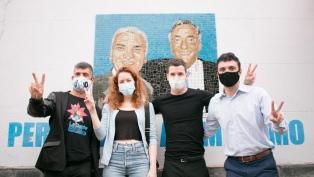 El peronismo homenajeó a Dante Gullo con un acto en Lanús y un curso de formación política en CABA