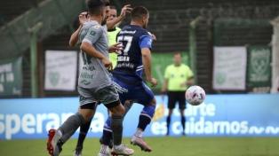 Gimnasia fue más que Sarmiento, pero no pasó del empate y se alejó de la clasificación