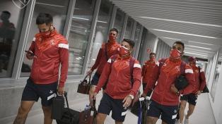 Tras la odisea, parte de la delegación de Independiente regresa desde Brasil