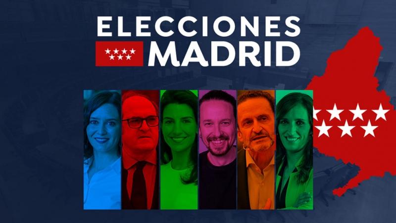 En medio de un áspero ambiente político, Madrid elige nuevos legisladores