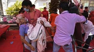 India superó los 4.000 muertos diarios, España con desconfinamiento y Bolsonaro movilizó