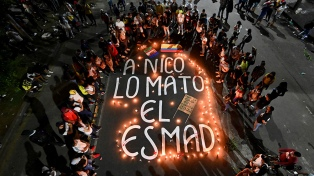 La ONU y la UE condenaron el uso excesivo de la fuerza en Colombia