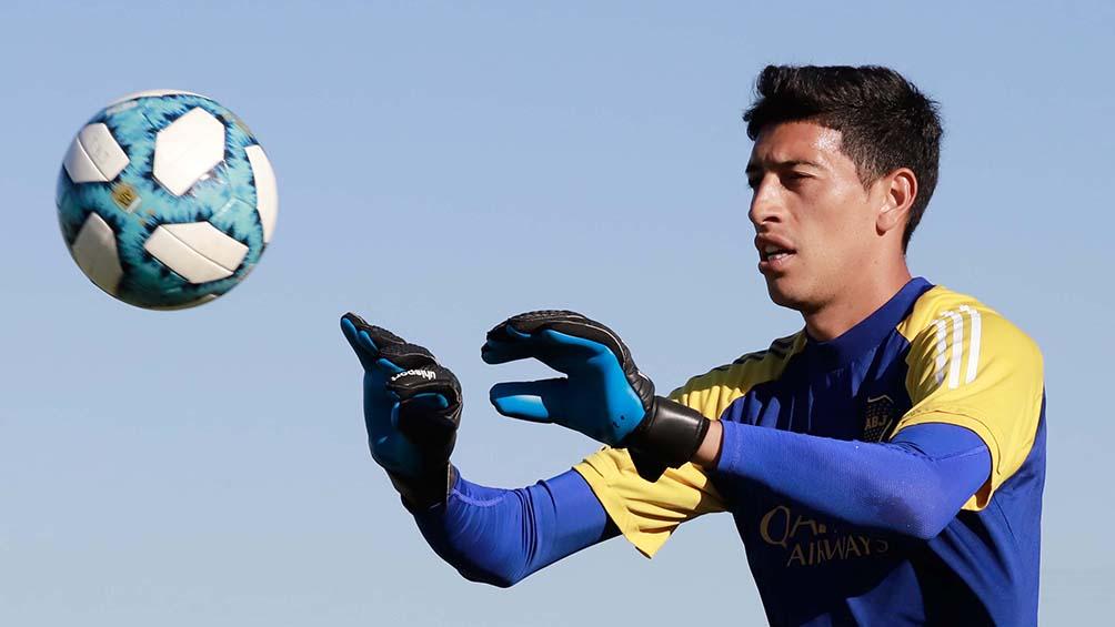 Russo piensa en cambios para jugar ante River y Andrada regresa de Ecuador