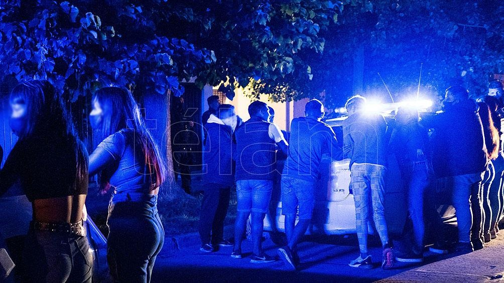 La Policía de la Provincia de San Luis desbarató dos fiestas clandestinas en lo que va de la semana.