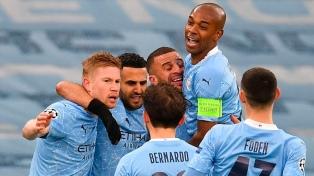 Manchester City es finalista de la Champions League