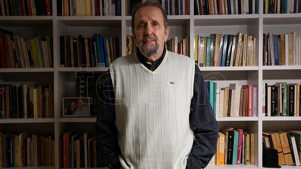Fernández, profesor e investigador en las universidades de Buenos Aires, Tres de Febrero y Rosario.
