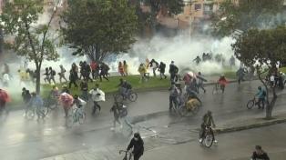 """La CGT repudió la """"brutal represión"""" a trabajadores  en Colombia"""