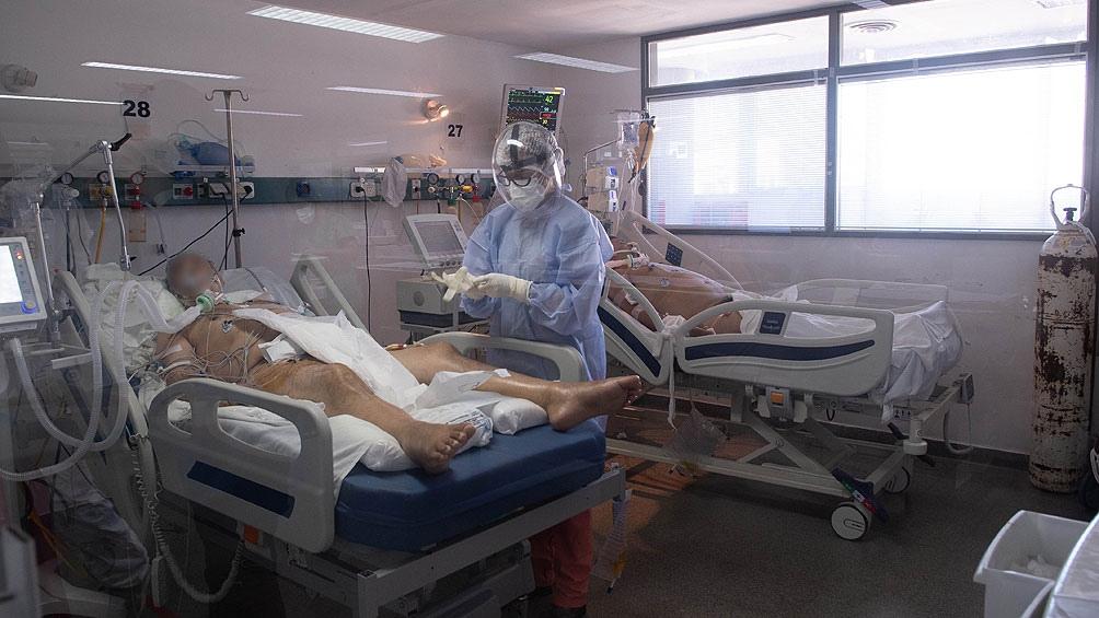 Ciudad: 2.032 nuevos casos y la ocupación de camas de terapia intensiva alcanza el 79%