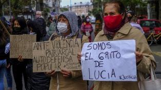 Marchan en Mar del Plata para pedir que no liberen a uno de los condenados