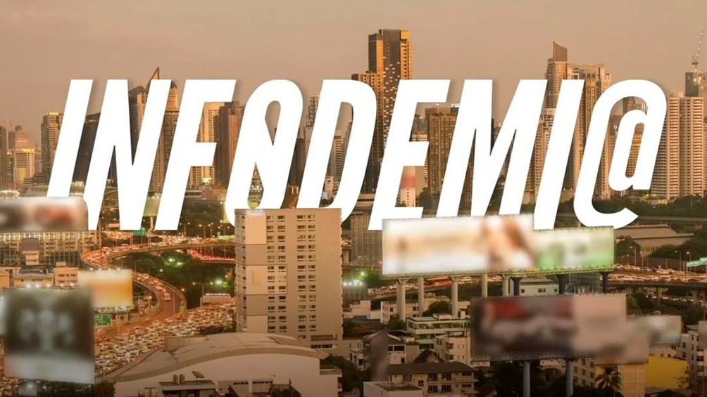 Infodemia, la otra pandemia.