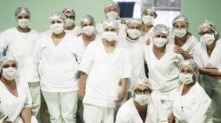 La Anmat aprobó el primer hisopo nasofaríngeo de producción 100% nacional