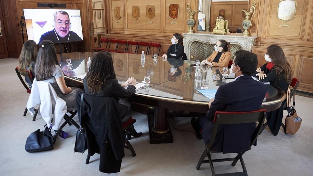 De Pedro y Gómez Alcorta lanzaron capacitaciones con Perspectiva de Género