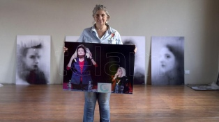 Eva Cabrera, fotoperiodista de Télam, será la primera mujer en presidir Argra en 80 años
