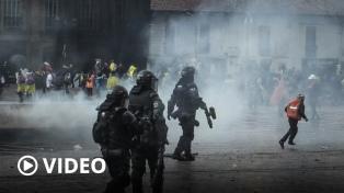 Colombia: séptimo día de marchas masivas contra el Gobierno