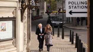 Los escoceses eligen Parlamento y Londres vota nueva alcaldía