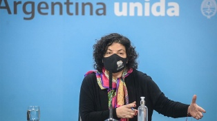 Vizzotti y Zamora firmaron convenio para construir un Hospital Universitario