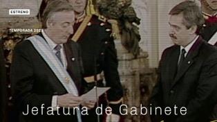 """Llega """"Jefatura de gabinete"""", """"Bitácoras"""", """"A fondo"""" y """"Marcas en la piel"""""""