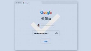 El futuro sin contraseñas que imagina Google