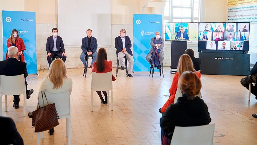 """""""Convocatoria de proyectos para el Desarrollo Armónico con Equilibrio Territorial"""" es una iniciativa del Consejo Económico y Social."""